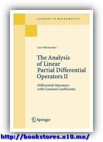 The Analysis of Linear Partial Differential Operators II-Hormander