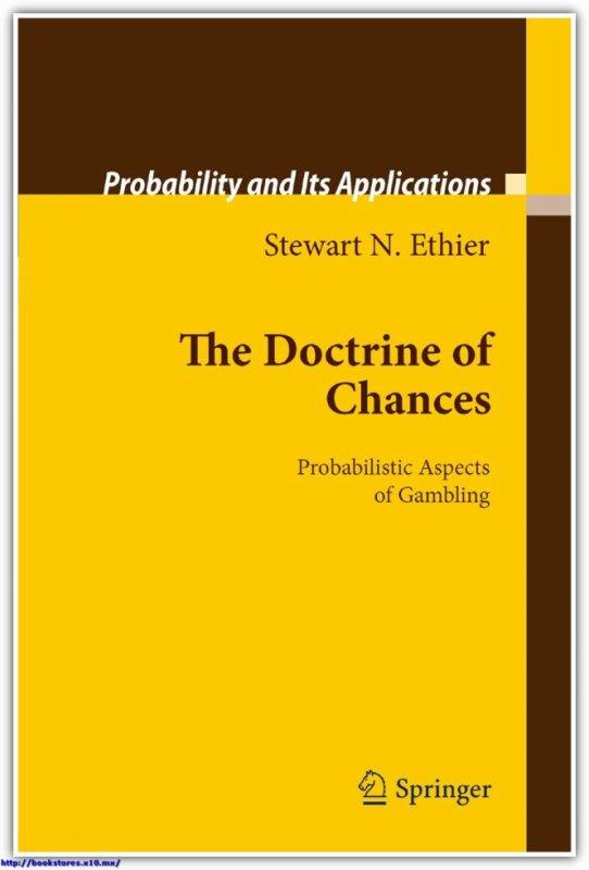 The Doctrine of Chances, Ethier