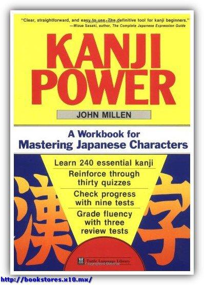 Tuttle Language Library - John Millen - Kanji Power 1993
