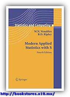 W.N. Venables, B.D. Ripley Modern Applied Statistics with S  2002