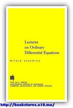 Witold_Hurewicz-Lectures_on_Ordinary_Differential_Equations(1975)