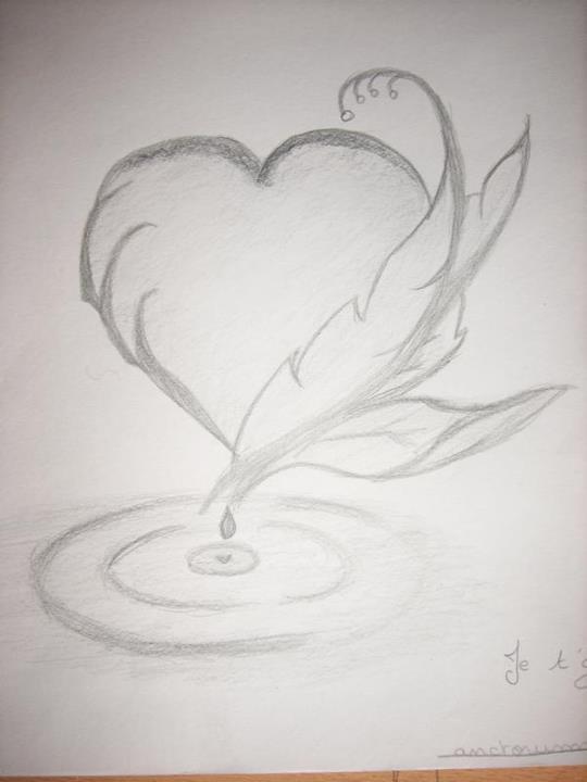 <3 coeur <3