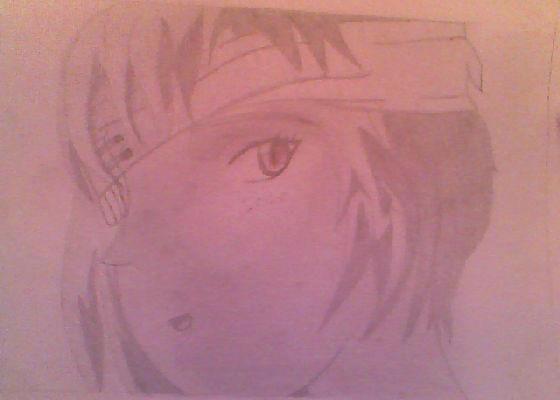 pour concours de dessin thème (manga)