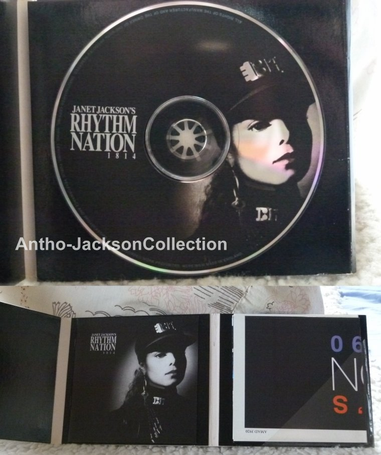 CD picture-disc Rhytme Nation