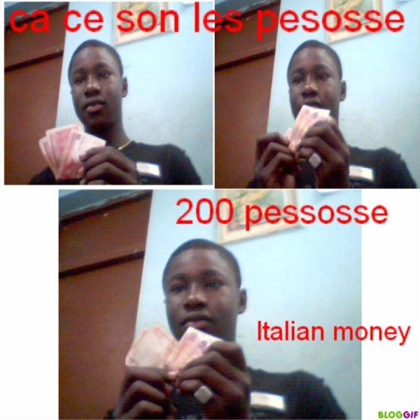 200 pesosse