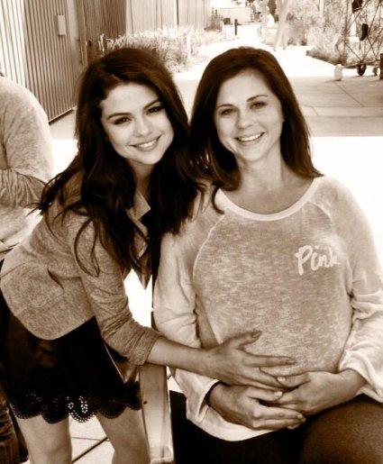 La maman de Selena est enceinte !