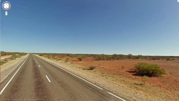 Désert de Simpson (Australie)
