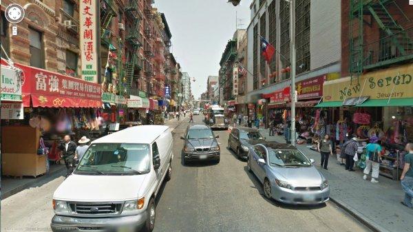 Chinatown, New York (Etats-Unis