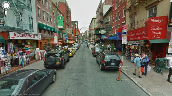 Little Italy, New York (Etats-Unis)