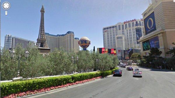 Tour Eiffel, Las Vegas (Etats-Unis)