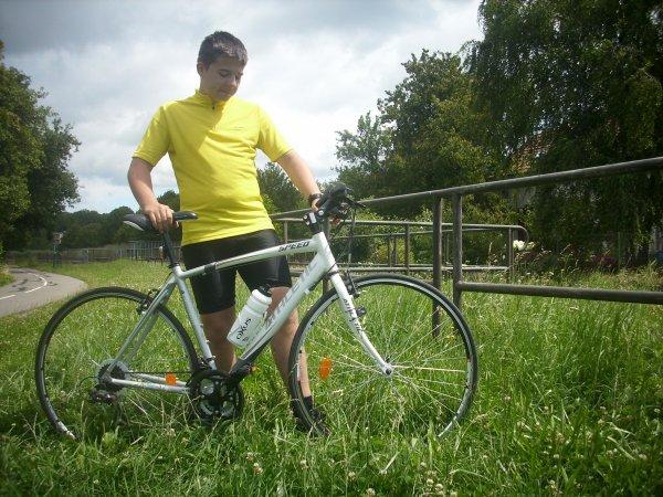 Sortie vélo du 17 juillet 2012
