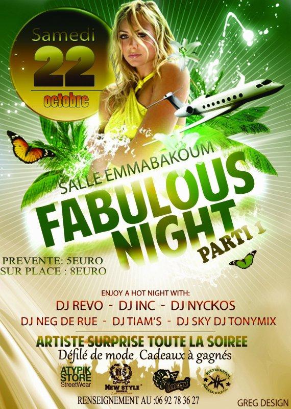 LE 22 OCOTOBRE 2011 ! DJ TIAM'S EN SHOW MIX LIVE !!