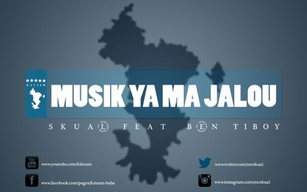 k2 team / Mc Skual Feat Ben Tiboy (K2TEAM) - Musik Yama Jalou 2014 (2014)