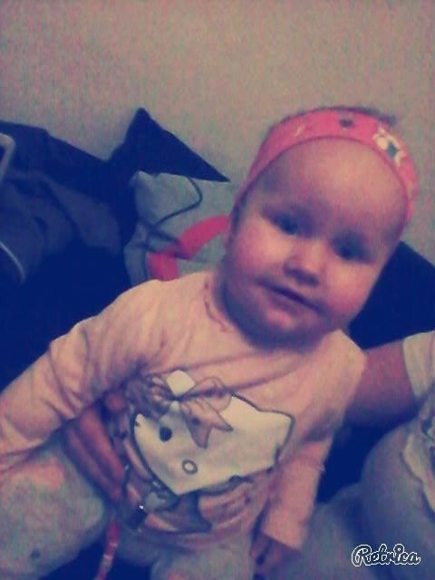 Ma fille <3