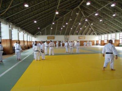 L'université de Tenri mardi 26 octobre