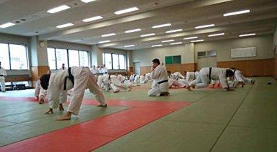 jeudi notre dernier jour au Kodokan