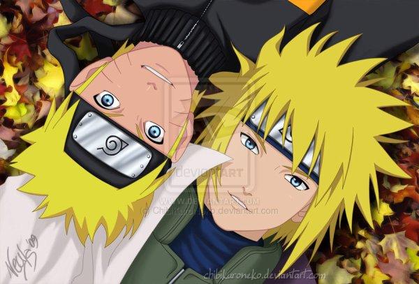 Naruto ou Minato?