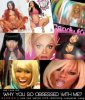 LIL KIM & NICKI MINAJ :  LET THEM BITCHES FIGHT N°11