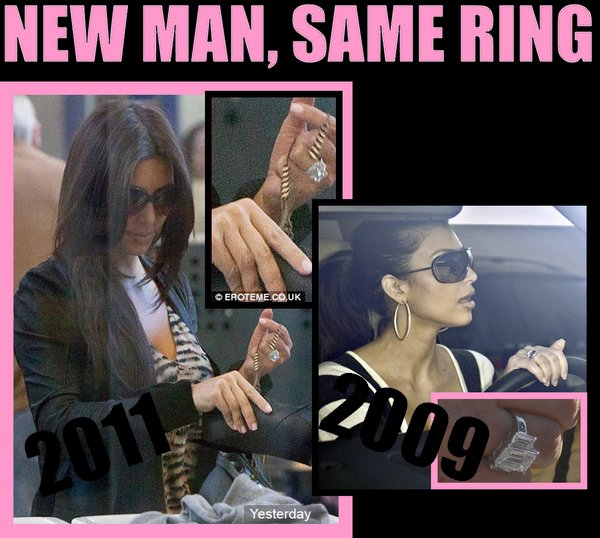Kim Kardashian & Kris Humphries : economie