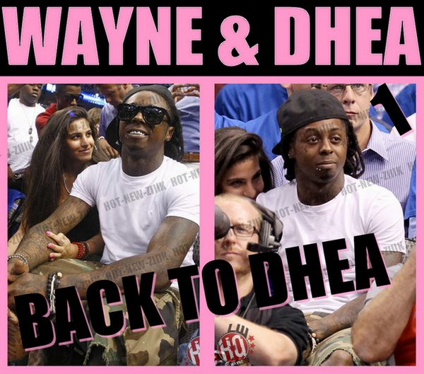 Lil Wayne & Dhea  : from regular girl to stanky biatch to regular girl
