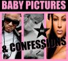 Bow Wow, Miss Joie & Shai - First baby pictures