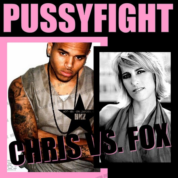 Pussyfight : Chris VS. Fox News PT. 2