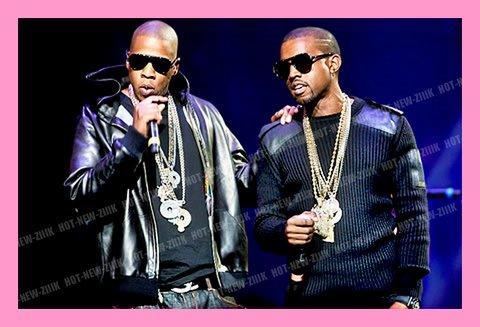 Pussyfight : Kanye West giflé par Jay Z ? Mensonge !