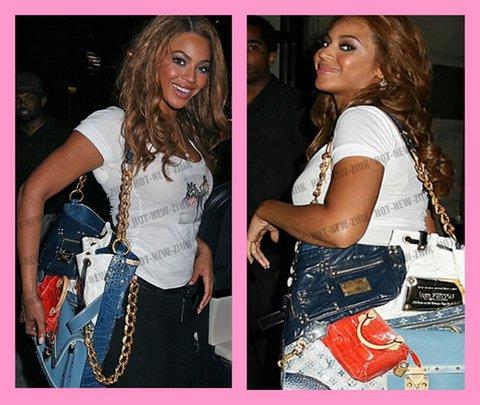 Pussyfight : Beyoncé VS Kelly Rowland ?