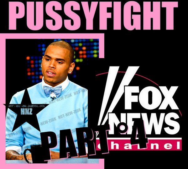Pussyfight : Chris VS. Fox News PT. 4