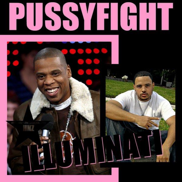 Pussyfight : Illuminati Bullshit