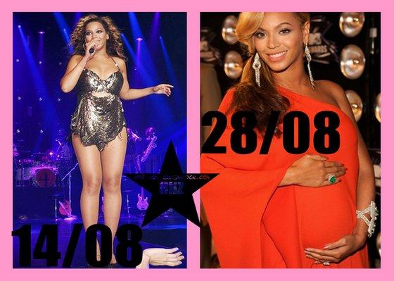 Spéciale Mtv Vma  : Beyoncé est enceinte !!!