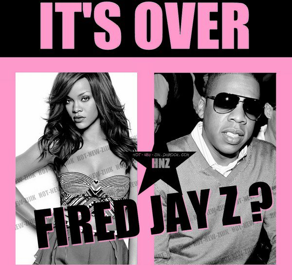 Rumeur : Rihanna vire Jay Z