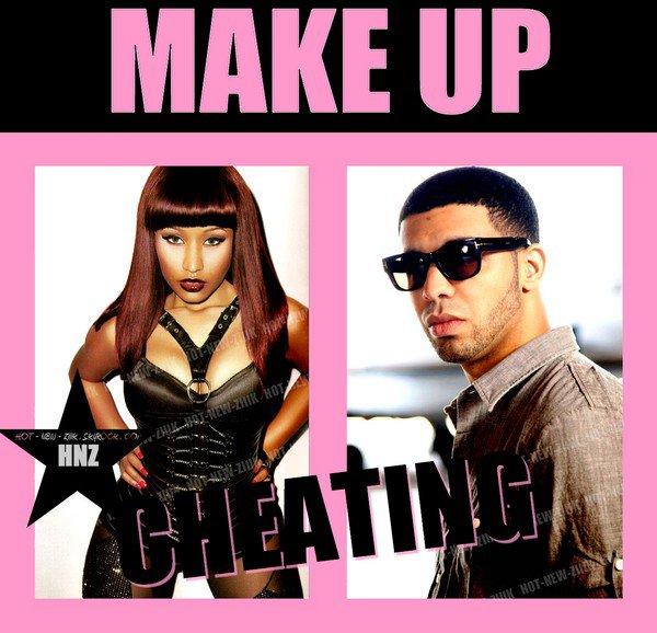 Nicki & Drake : embrassé & trompé S.B ?