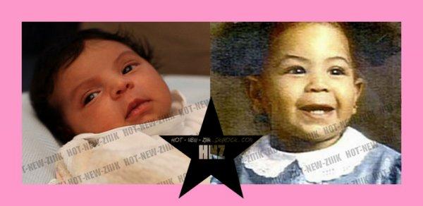 Blue Ivy Carter : Les premières fotos