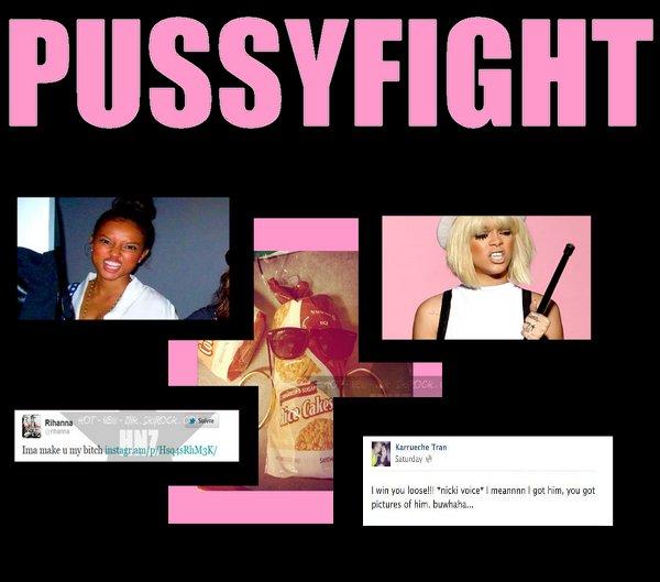 Rihanna VS. Fake-Kae : article inutil