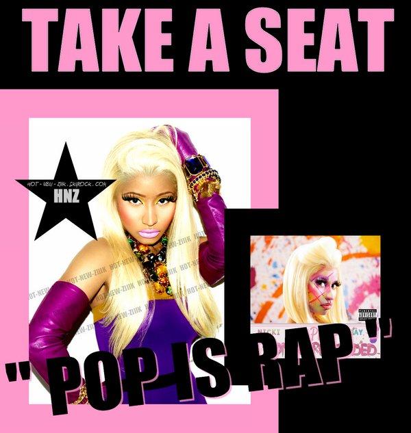 Nicki Minaj : Crée son propre genre de musique