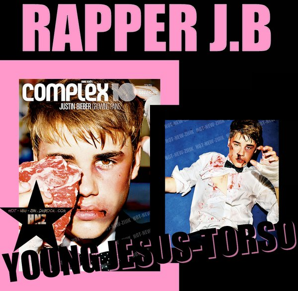 Justin Bieber : Young Jesus-Torso
