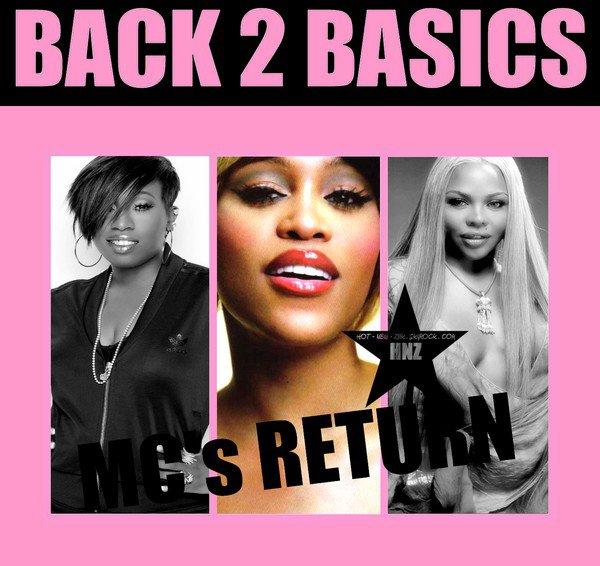 Eve annonce le retour du rap feminin