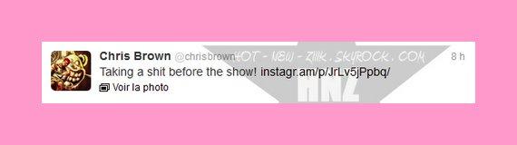 Chris Brown se bat contre Shart Boy