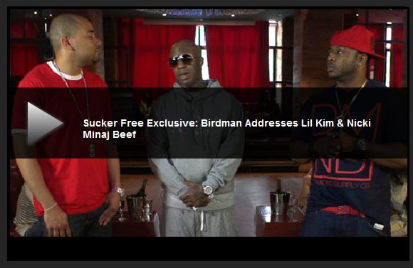 Birdman traite Lil Kim de Menteuse