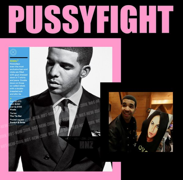 Drake clash Chris Brown dans son feat avec ... Aaliyah