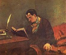 Baudelaire , un de mes poètes préférés