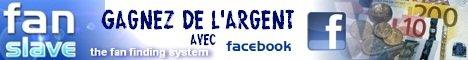 Gagnez de l'argent avec Facebook!