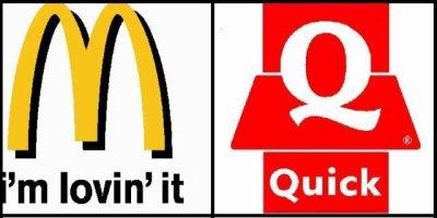 Quick VS Mc Do