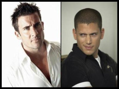 Dominic Purcell VS Wentworth Miller