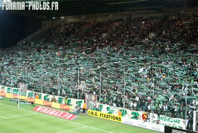 Green Angels Contre Marseille !