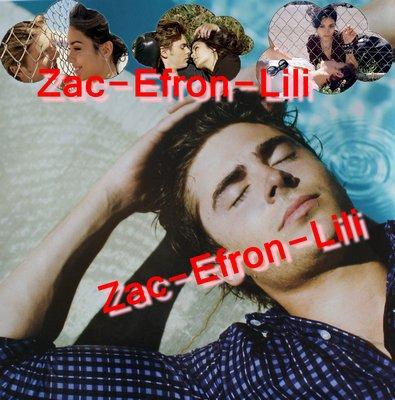 Zachary David Alexander Efron dit Zac Efron est un acteur, un chanteur, un danseur et un mannequin américain, né le 18 octobre 1987 à San Luis Obispo, en Californie. Il est l'acteur principal du téléfilm High School Musical: Premiers pas sur scène, dans lequel il interprète le personnage de Troy Bolton.