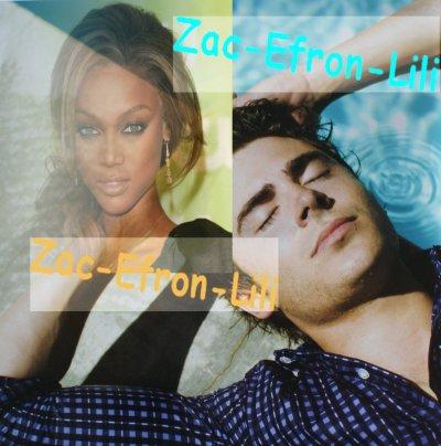 Durant son adolescence, Zac Efron était obsédé par la top-modèle, Tyra Banks