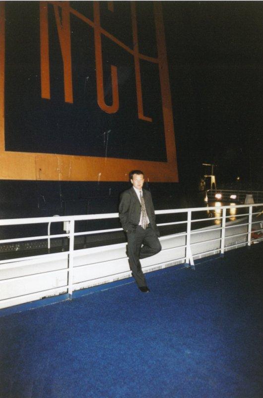 Le Havre le 13 juillet 1999