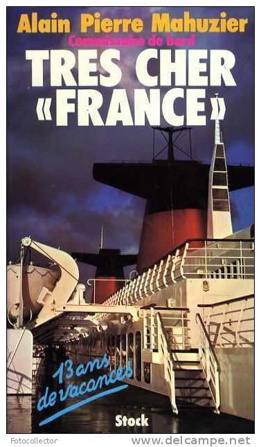 """Tres cher """"France"""""""
